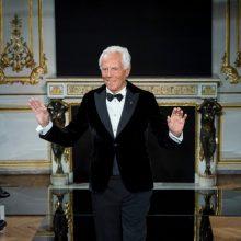 Апелът на Джорджо Армани към света (на модата)