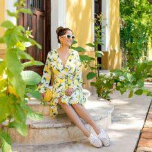 LEM-ON: Когато животът ти поднесе лимони… облечи ги