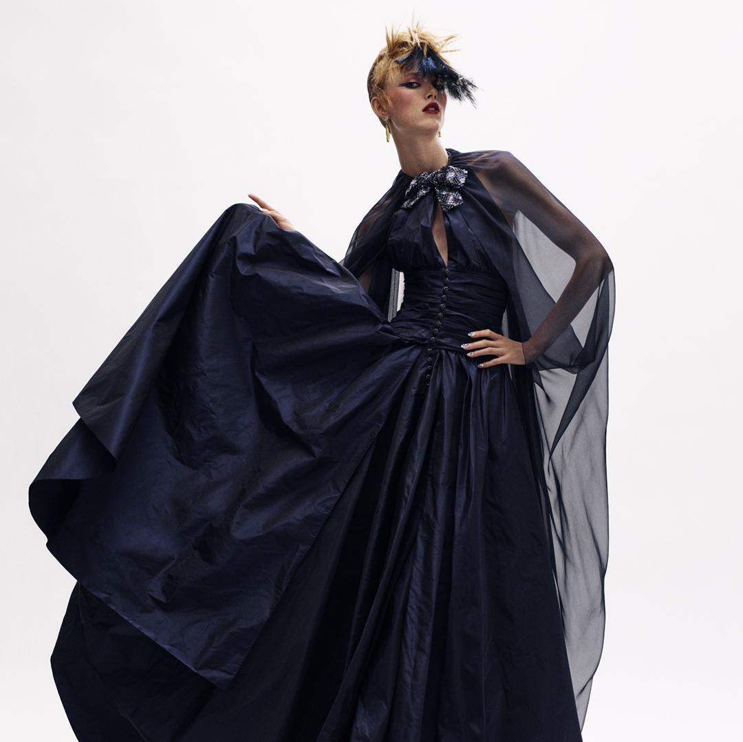 Chanel Haute Couture – смелото изящество на Виржини Виар