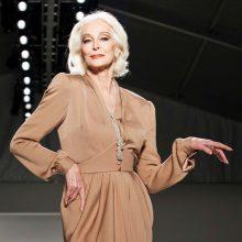 Модели 60+ са новата модна сензация