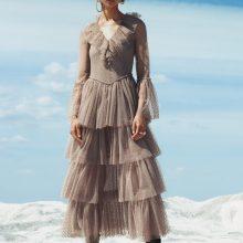 Женственост и вдъхновение в новата колаборация на Sandra Mansour x H&M