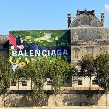 Снимка на деня: CARDI B for Balenciaga