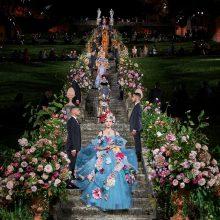 Dolce & Gabbana Alta Moda – триумфът на цветята