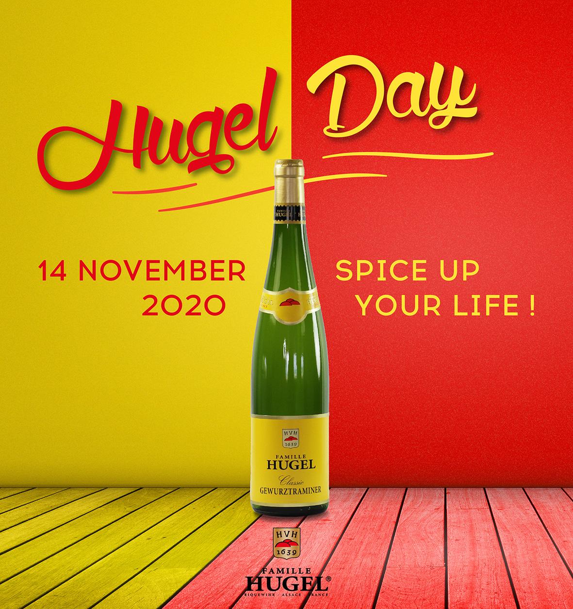 Hugel Day – празникът на елзаското вино