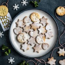 Коледните сладкиши: вкусни десерти и фантастична украса за масата