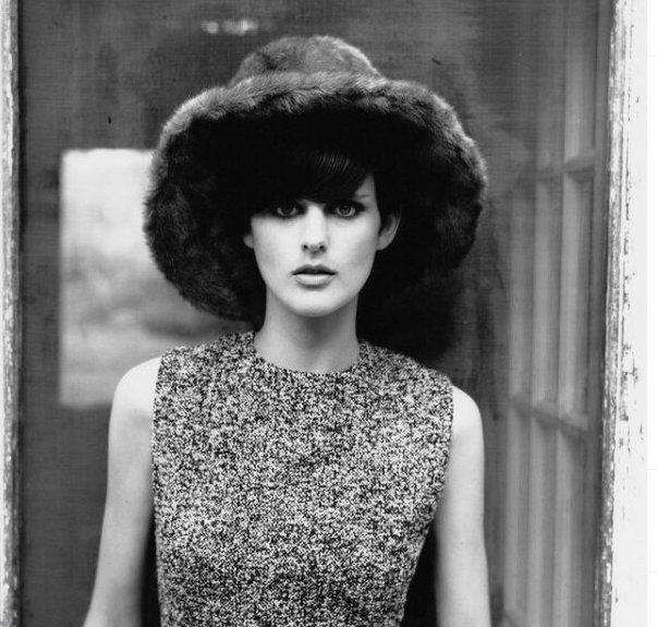 Стела Тенант – няколко кадъра от живота на една модна икона
