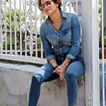 За ризите от деним, J Lo и добрия старт на пролетта
