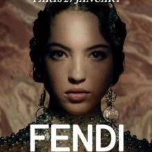 Снимка на деня: дъщерята на Кейт Мос за Fendi