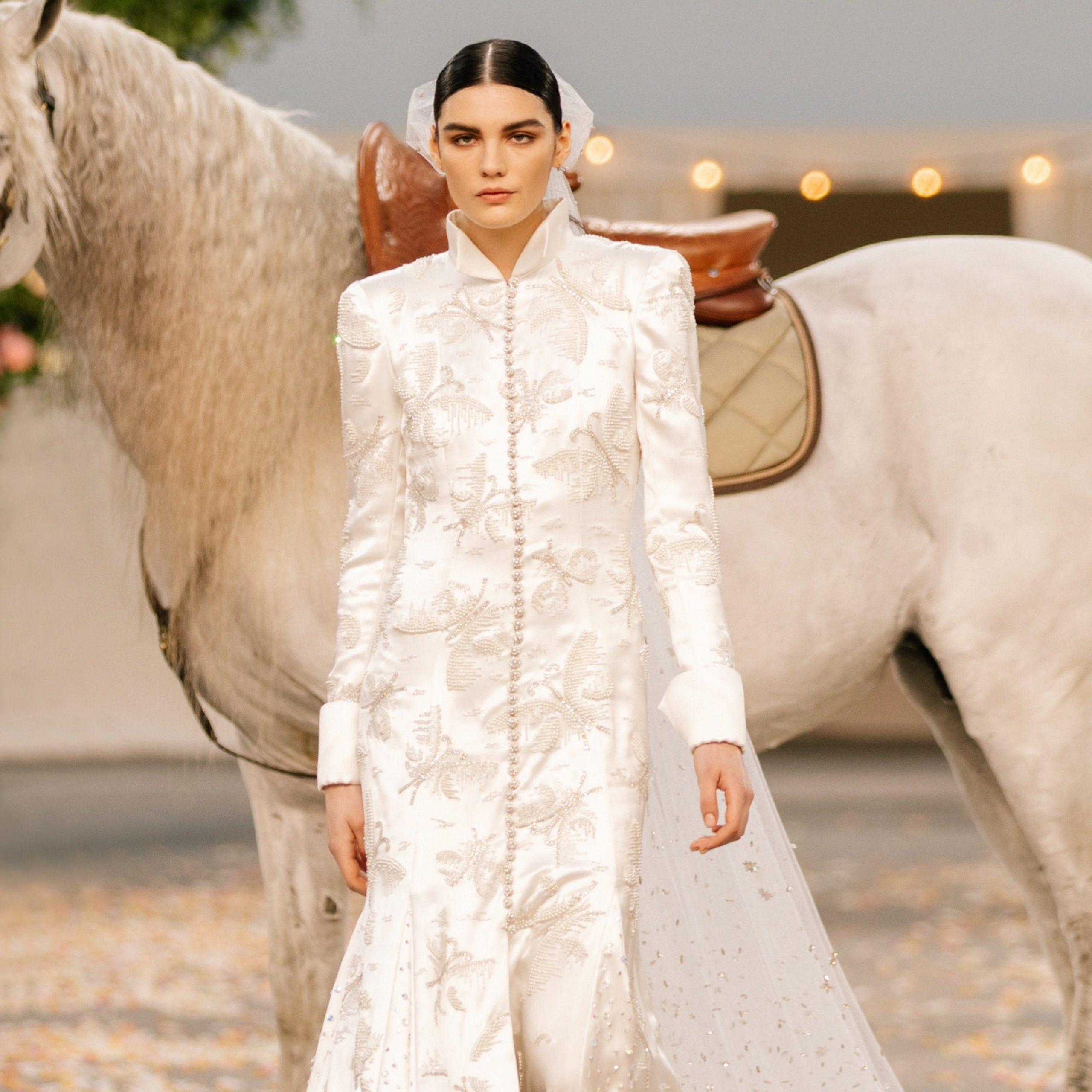 Сватбената магия на Chanel Haute Couture