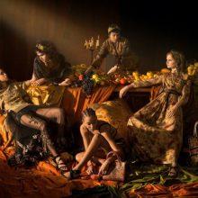 Снимка на деня: Елина Кeшишева засне рекламната кампания на Dior