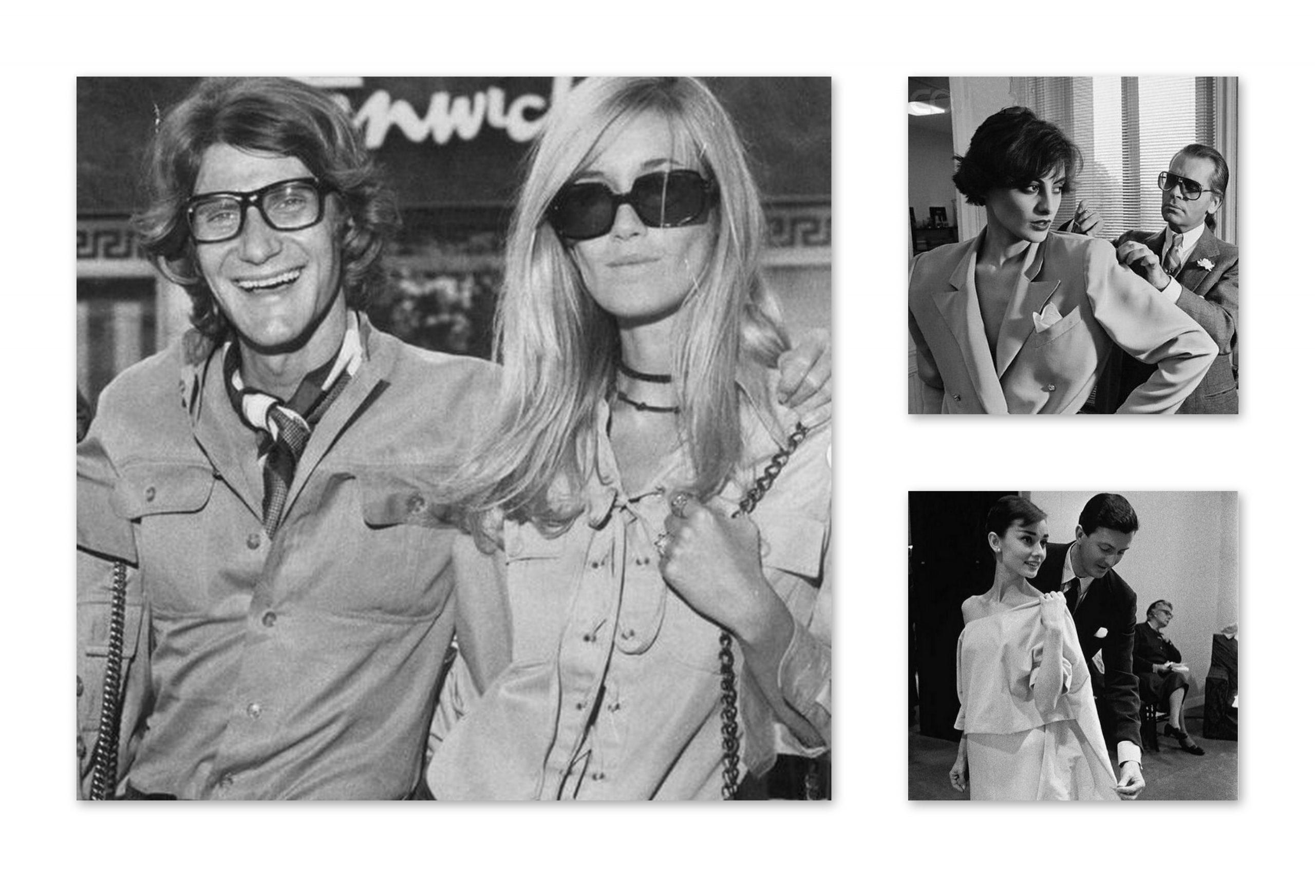 За платоничните любовни връзки в модата – 3 музи на трима велики дизайнери
