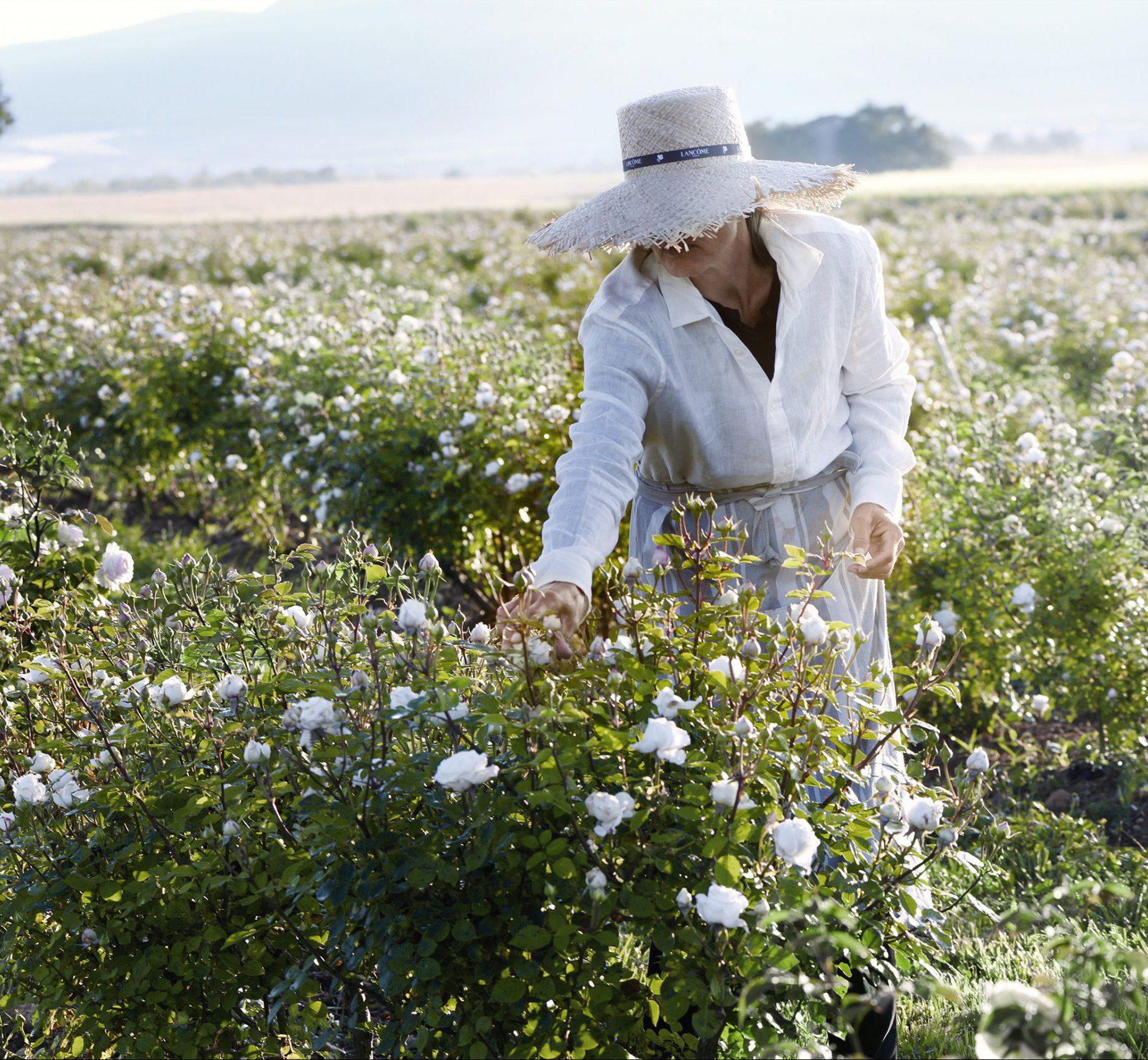 Устойчиво бъдеще от Lancôme