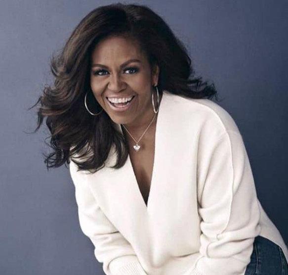 5 порции вдъхновение от Мишел Обама
