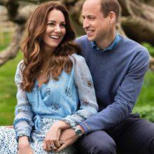 Снимка на деня: Честити 10, Уилям и Кейт!