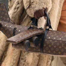 Снимка на деня: Louis Vuitton и копнежите за полет
