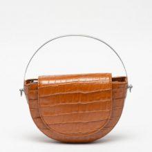 Чанта от еко кожа с шагрен от Francesca Rossi