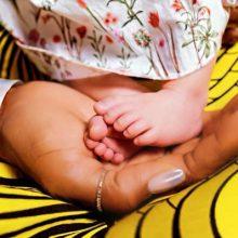 Снимка на деня: Наоми Кембъл стана майка на 50