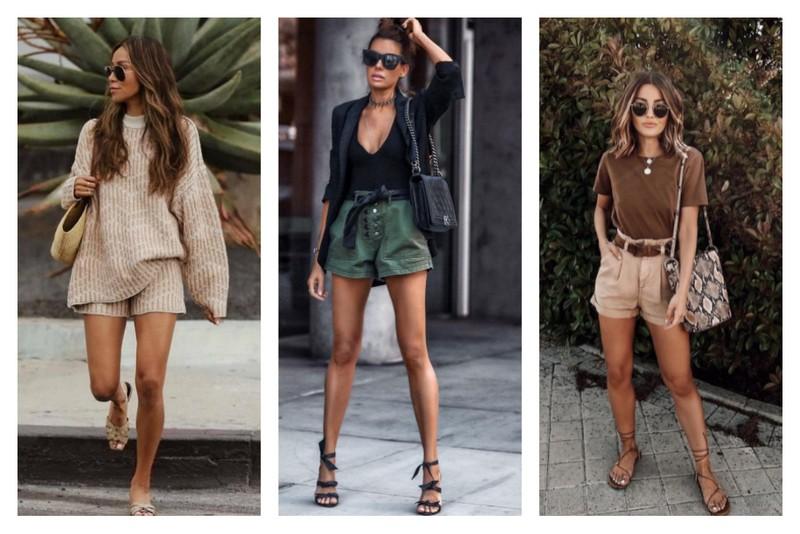 Късите панталони в уличните схватки на стила