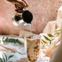 Ледено кафе за горещи дни