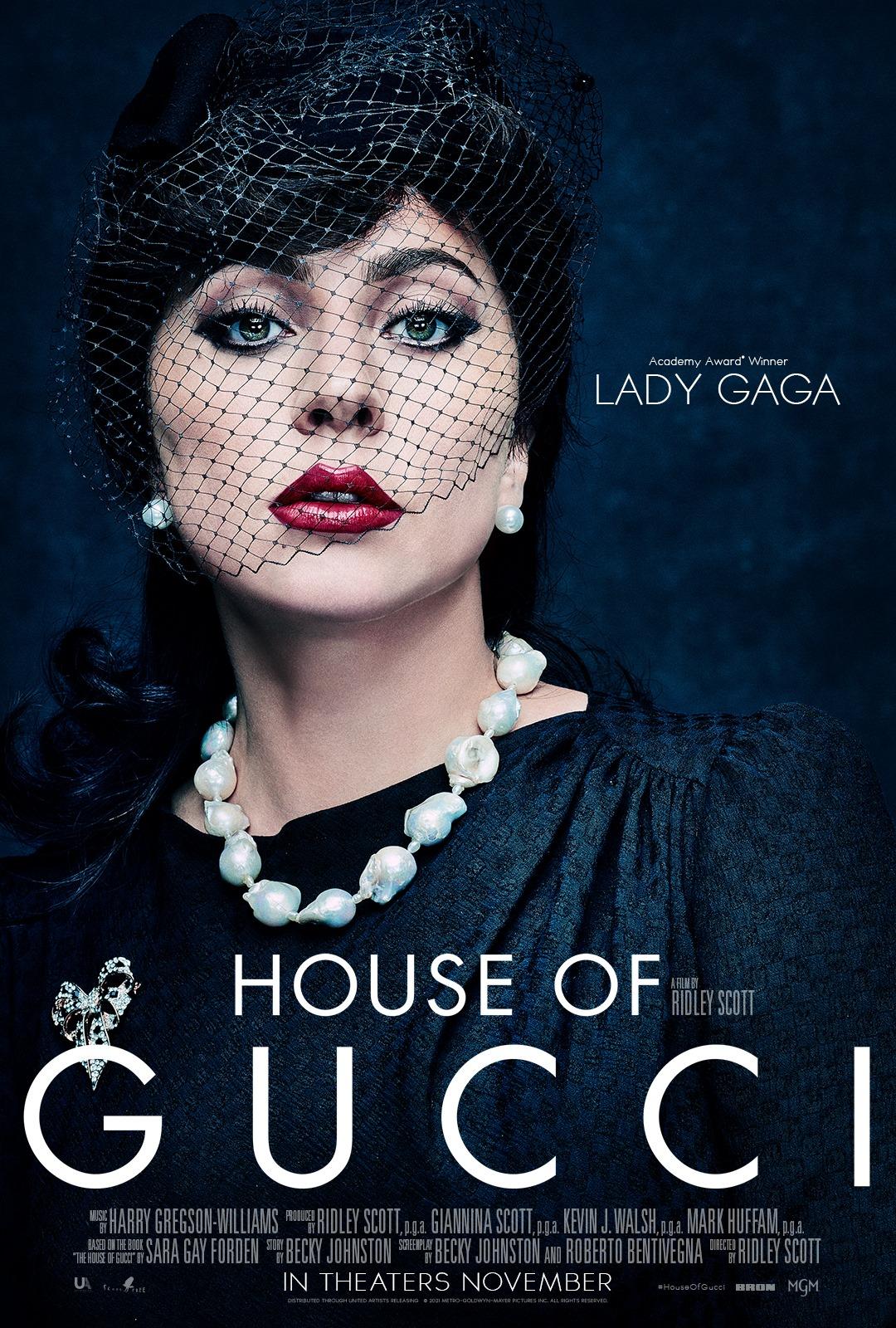 """""""Домът на Gucci"""" – премиерата, която чакаме"""