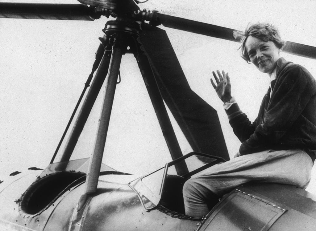 Амелия Еърхарт – полетът на една мечта