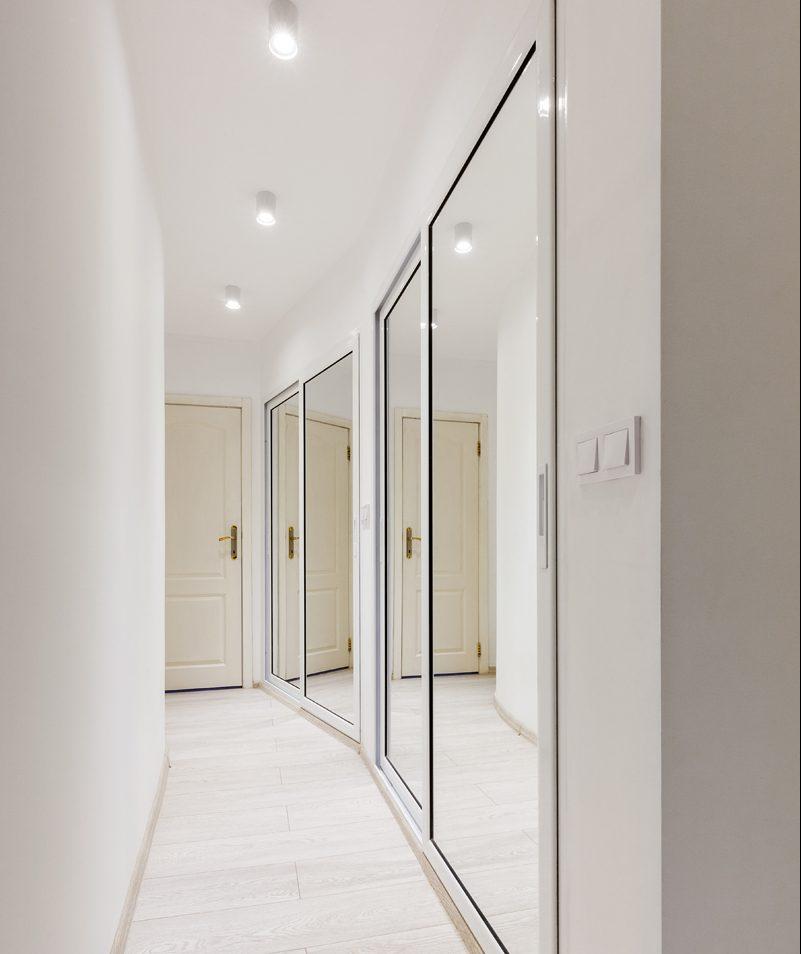 Модерен коридор – 4 интересни идеи