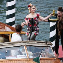 Венецианска романтика в Alta Moda на Dolce&Gabbana