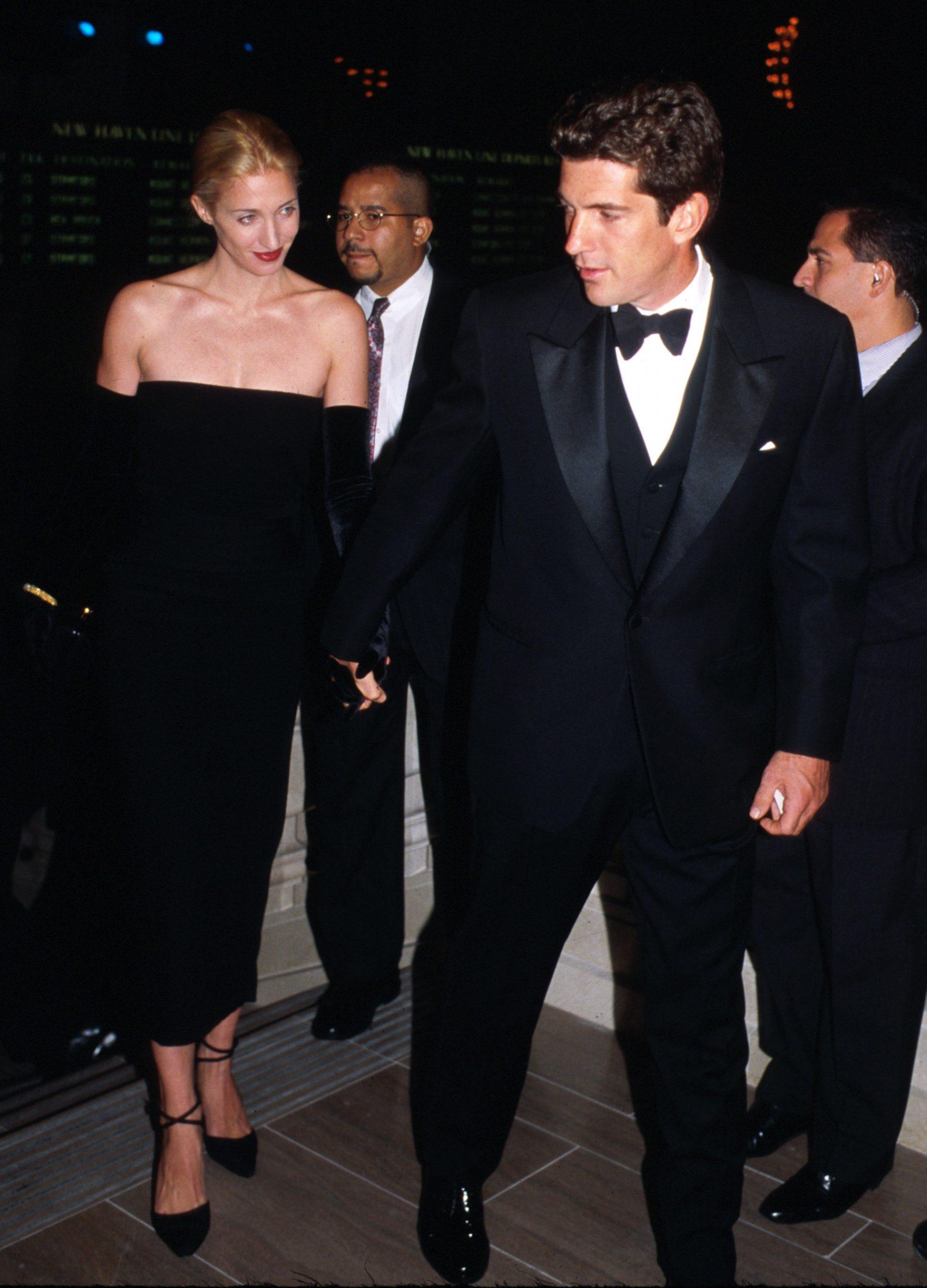 Джон и Каролин Кенеди – недоразказана модна приказка