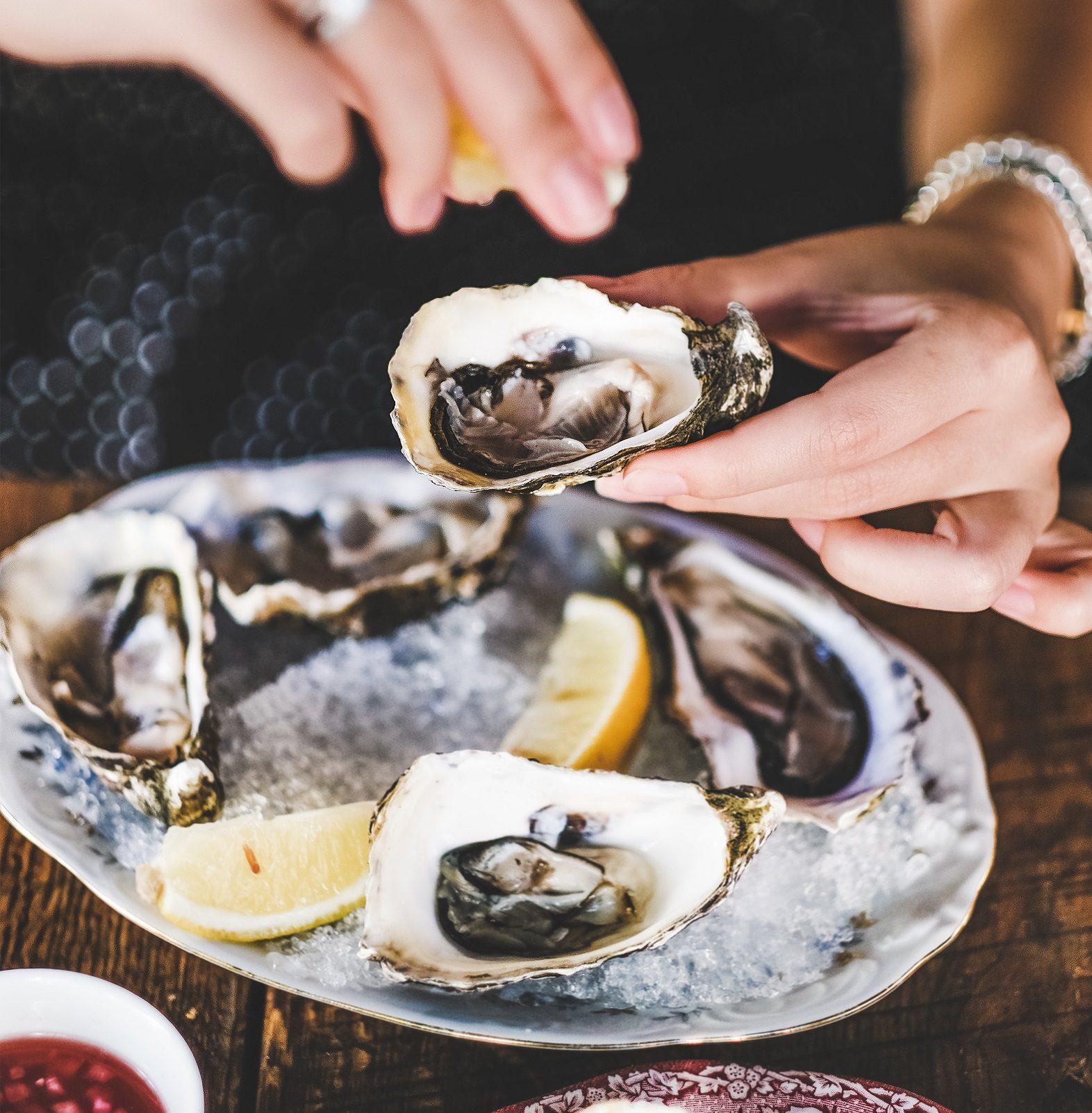 Когато ние не отиваме при морето, то идва при нас – в чинията ни