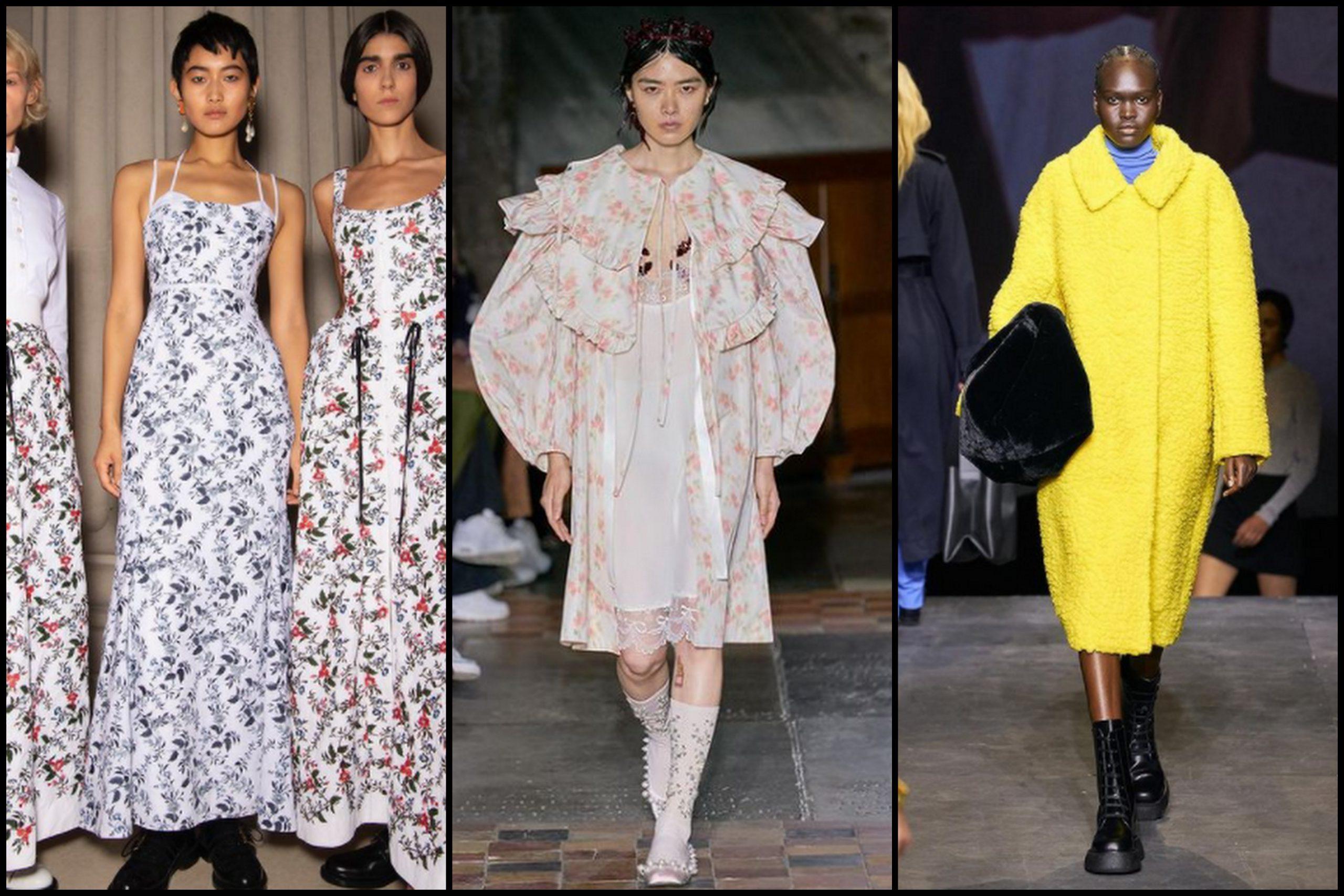 Най-вълнуващото от лондонската модна седмица